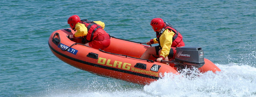 Inflatable Rescue Boat